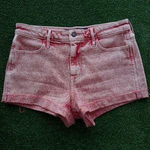 Hollister| Hi-Rise Short Short Vintage Stretch